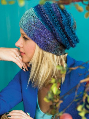noro-leaf-band-hat